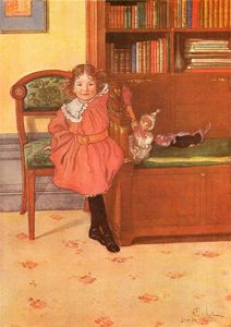 Carl Larsson - Ruth