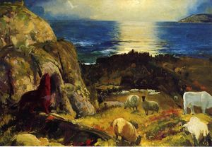 George Wesley Bellows - Criehaven, Large