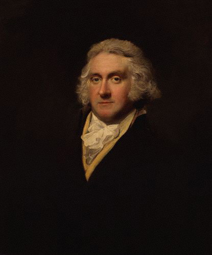 Buy Museum Art Reproductions | Edmund Lodge by Lemuel Francis Abbott (1760-1802, United Kingdom) | ArtsDot.com