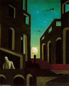 Giorgio De Chirico - The joy of the return