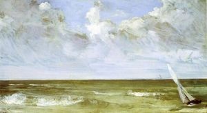 James Abbott Mcneill Whistler - The Sea