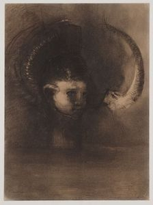 Odilon Redon - Dream Polyp