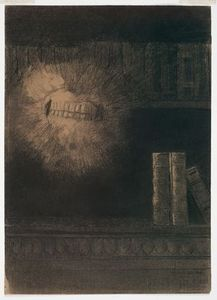 Odilon Redon - The Teeth