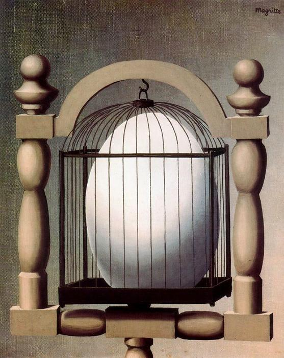 Elective Affinities, 1933 by Rene Magritte (1898-1967, Belgium) | Museum Quality Reproductions | ArtsDot.com