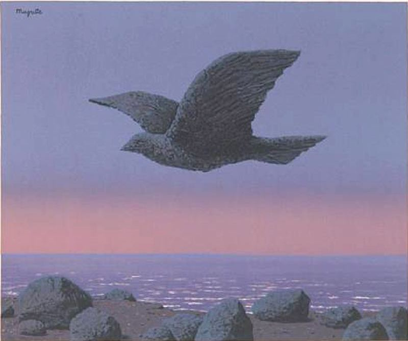 The idol, 1965 by Rene Magritte (1898-1967, Belgium) | ArtsDot.com