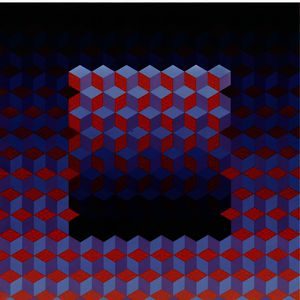 Victor Vasarely - Ion-20