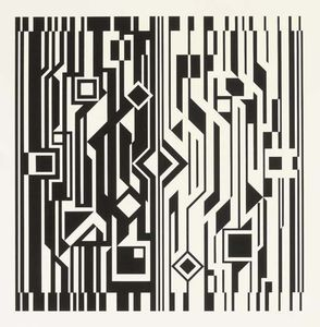 Victor Vasarely - NB Cinetique