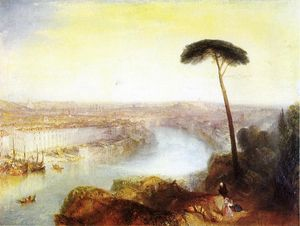 William Turner - Rome from Mount Aventine