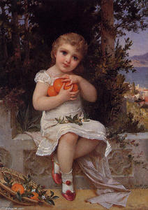 Emile Munier - Blossoms