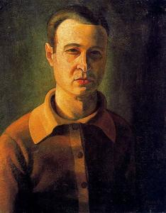 Emilio Pettoruti - Self-portrait