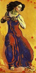 Ferdinand Hodler - Woman in Ecstasy
