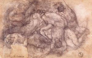 Jacopo Carucci (Pontormo) - Group of the Dead