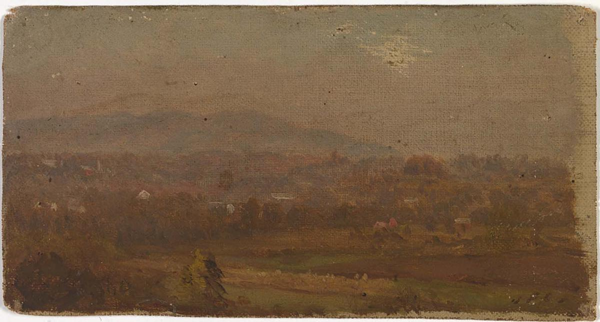 Buy Museum Art Reproductions : Untitled 2 by Jasper Francis Cropsey (1823-1900, United States) | ArtsDot.com