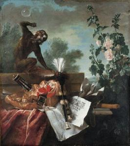 Jean-Baptiste Oudry - An Allegory of Air