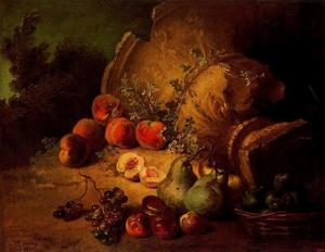Jean-Baptiste Oudry - Still life with fruits