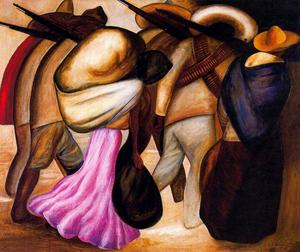 Jose Clemente Orozco - Soldiers