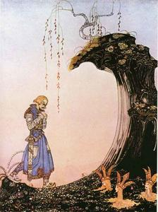 Kay Rasmus Nielsen - Standing in the Earth up ..