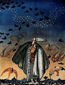 Kay Rasmus Nielsen - Such a Large Flock of Bir..