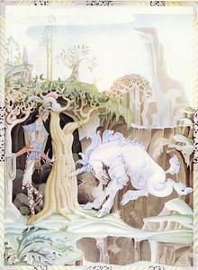 Kay Rasmus Nielsen - The Unicorn (Valiant Litt..