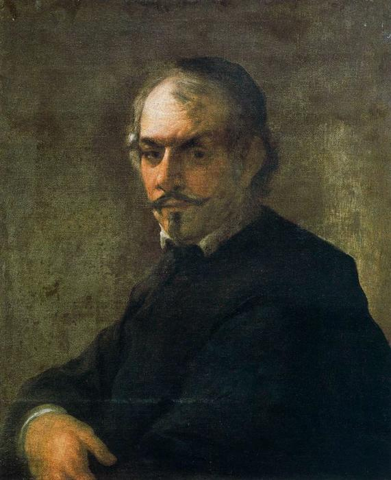 Portrait of Charles Celano by Luca Giordano (1634-1705, Italy)
