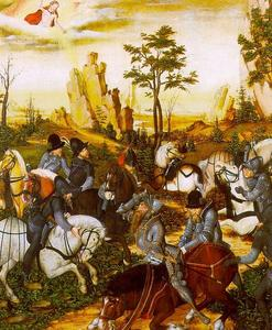 Lucas Cranach The Younger - The Conversion of St. Pau..