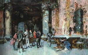 Mariano Fortuny - The Choice of a Model
