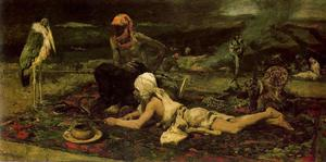 Mariano Fortuny - The Snake Charmer