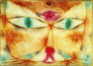 Paul Klee - Cat and Bird