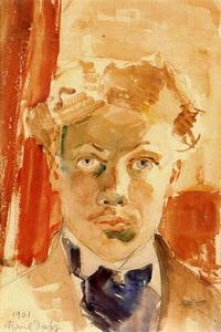 Raoul Dufy - Portrait of the Artist