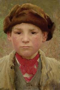 George Clausen - Farmer-s Boy