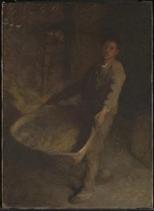 George Clausen - The Farmer-s Boy