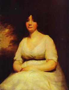 Henry Raeburn - Portrait of Mrs. Kenneth Murchison