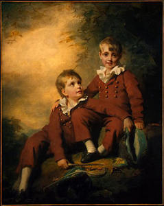 Henry Raeburn - The Binning Children
