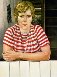 Stanley Spencer - Mrs Linda Few Brown