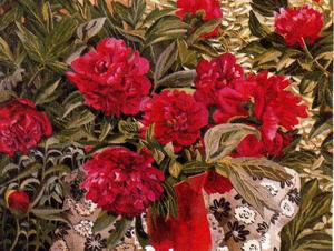 Stanley Spencer - Peonies