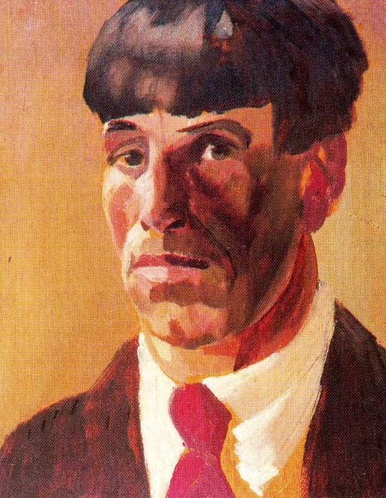 Self-Portrait by Stanley Spencer (1891-1959, United Kingdom)