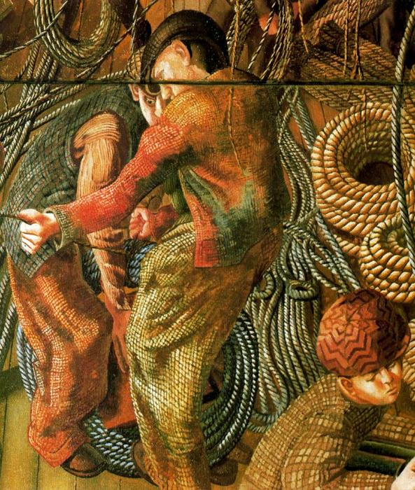 Sin título 3 by Stanley Spencer (1891-1959, United Kingdom)
