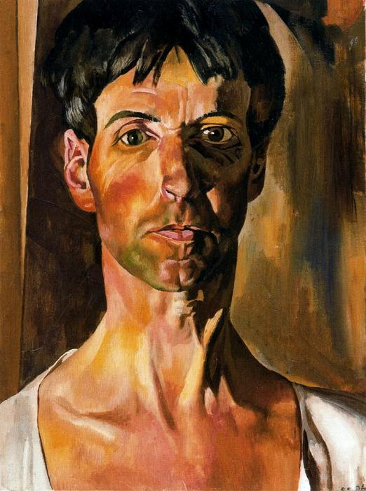 Untitled 2 by Stanley Spencer (1891-1959, United Kingdom)