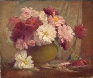 Theodore Clement Steele - Flowers