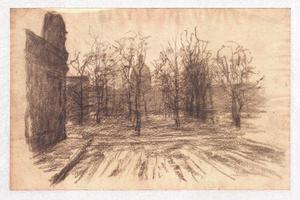 Theodore Clement Steele - Landscape 1