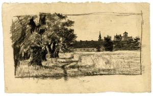 Theodore Clement Steele - Landscape 16