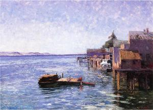 Theodore Clement Steele - Puget Sound