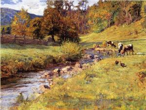 Theodore Clement Steele - Tennessee Scene