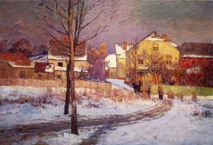 Theodore Clement Steele - Tinker Place