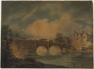 Thomas Girtin - Bishop-s Bridge, Norwich