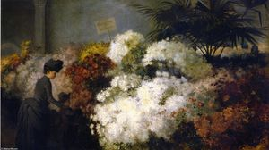Abbott Fuller Graves - The Chrysanthemum Show