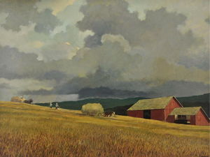 Eric Sloane (Everard Jean Hinrichs) - Coming in from the Fields