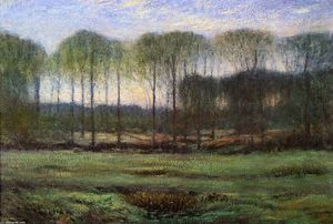 Dwight William Tryon - Early Dawn