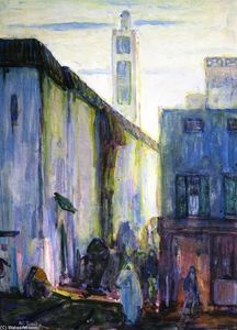 Henry Ossawa Tanner - In Constantine