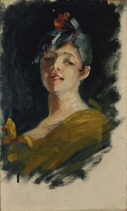 Alice Pike Barney - In Life